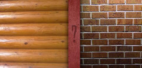 Кирпичный или деревянный загородный дом. Что лучше?