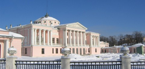 Дворец-усадьба «Останкино»